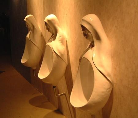 Madonna Urinals
