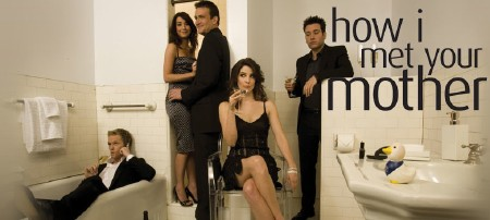 How I Met Your Mother Bathroom
