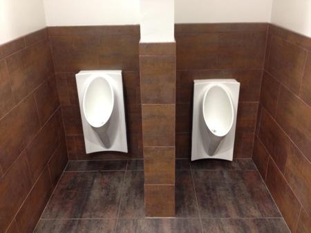 Del Mar Plaza Urinals